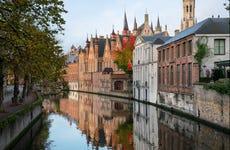 Tour privado por Bruges. Você escolhe!