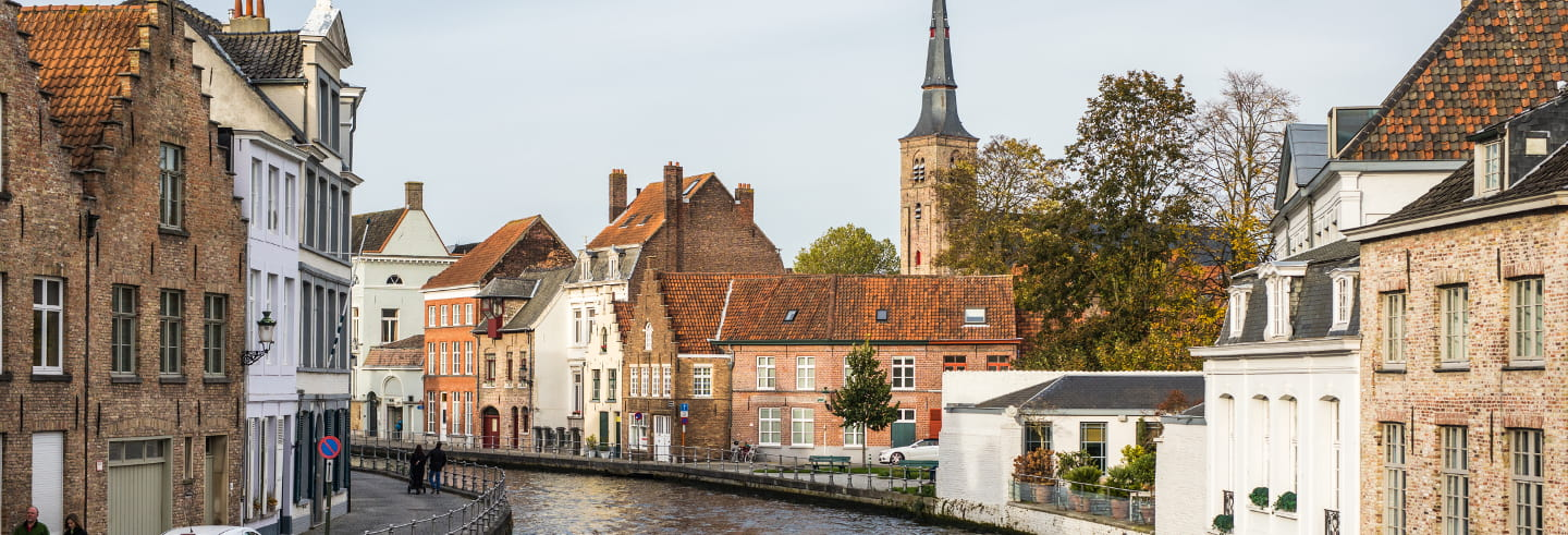 Bruges Sightseeing Private Tour