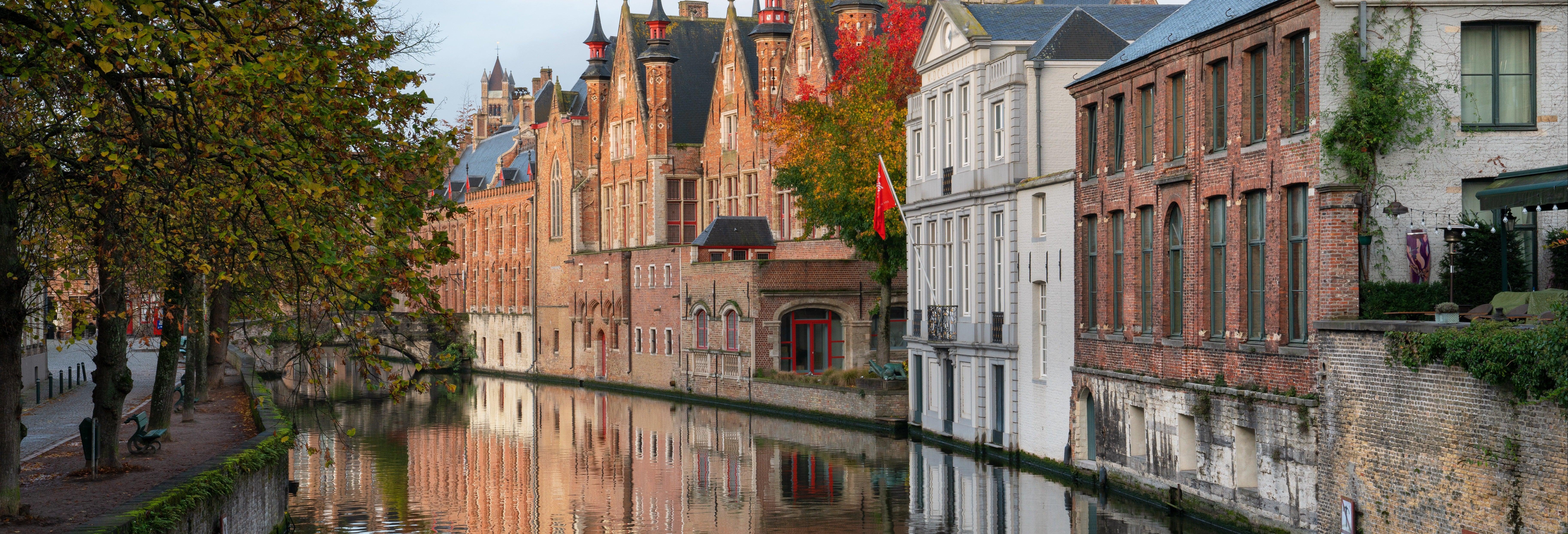 Tour privato di Bruges con guida in italiano