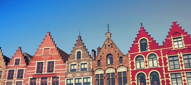 Visita guiada por Bruges