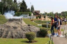 Billet pour le Parc Mini-Europe