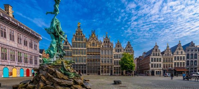 Excursión a Amberes y Gante