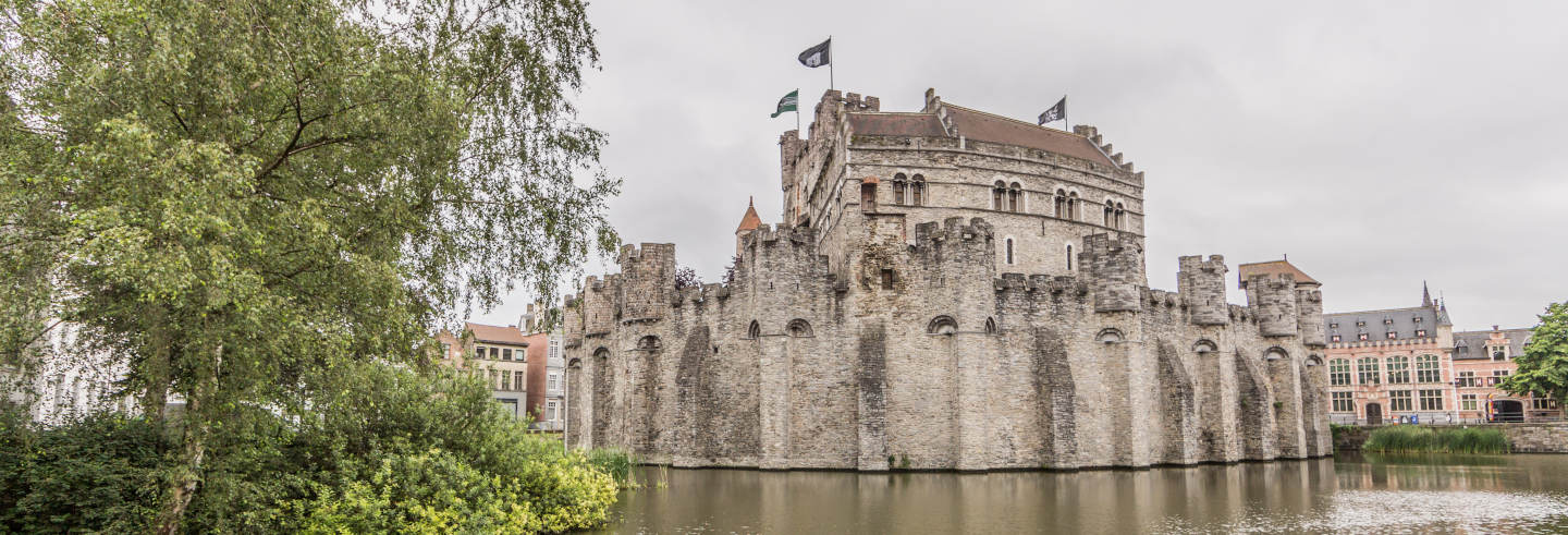 Excursão à Antuérpia e Gent