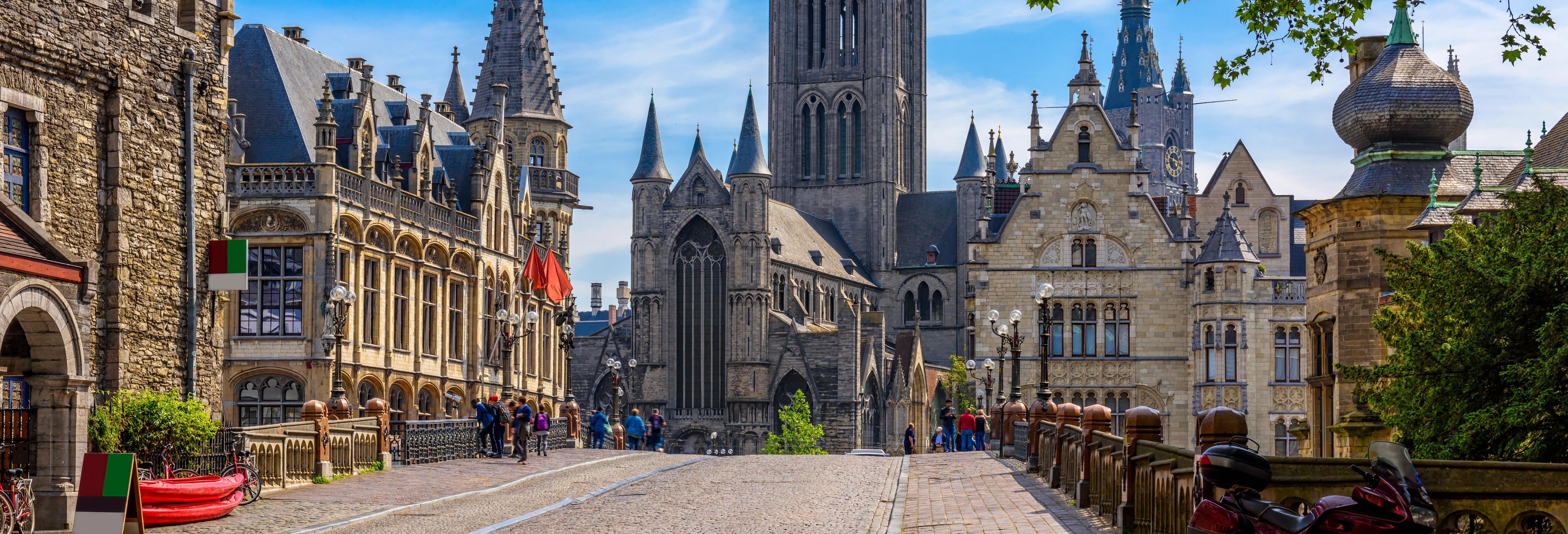 Excursion à Gand