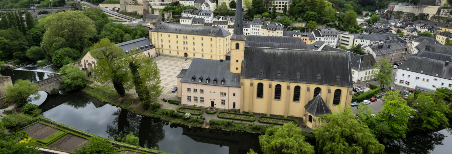 Luxembourg Day Trip