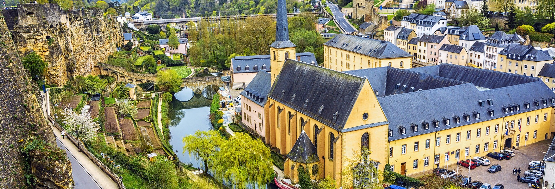 Excursão ao Luxemburgo