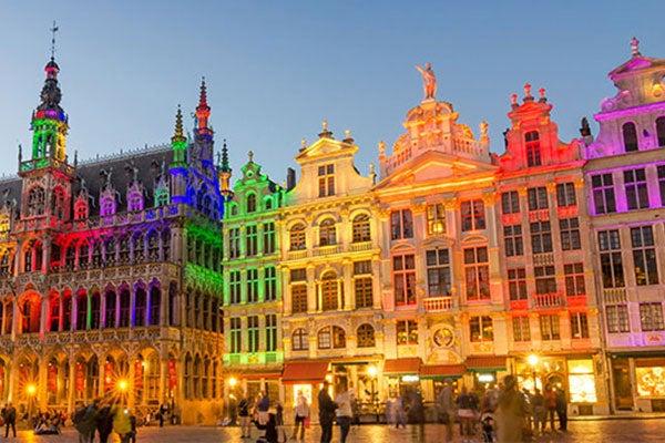 Cartina Della Francia Con Monumenti.Monumenti E Attrazioni Turistiche Migliori Visite Di Bruxelles