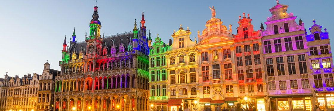 Grand Place de Bruxelas