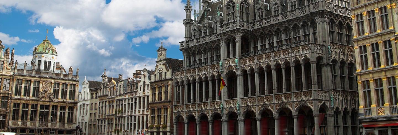 Tour de Carlos V por Bruselas
