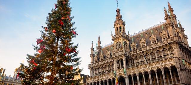 Tour navideño por Bruselas