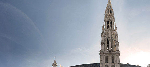 Free tour por Bruselas