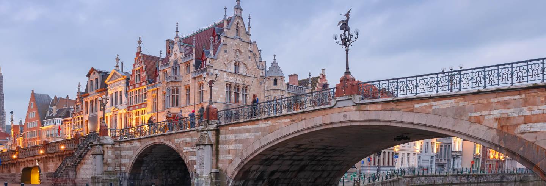 Free tour dos mistérios e lendas de Gent