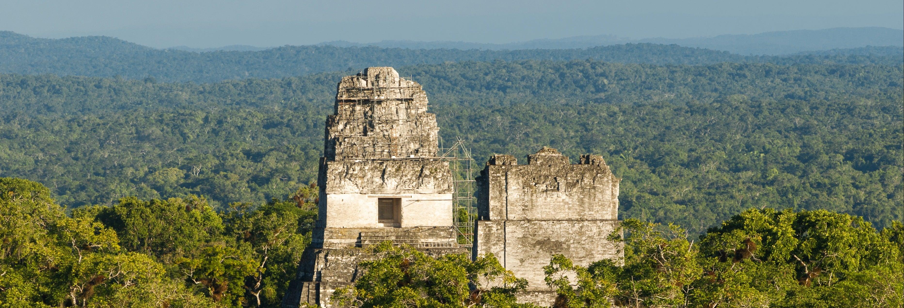 Escursione a Tikal