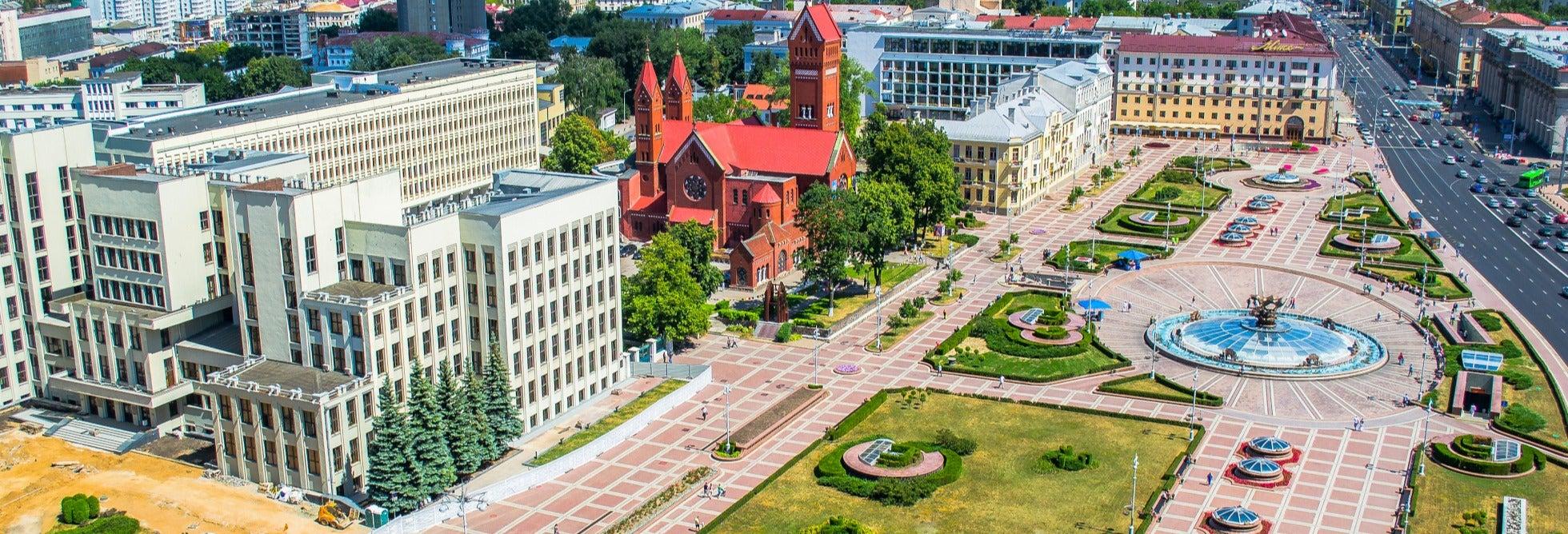 Tour panoramico privato di Minsk