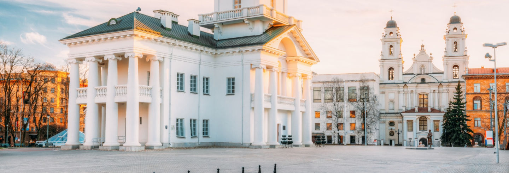 Visite privée de Minsk