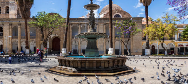 Free tour por Cochabamba
