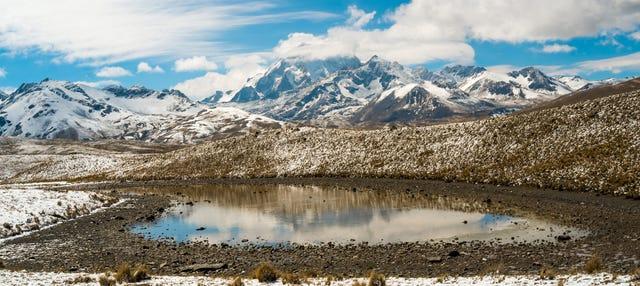 Ruta de 3 días de trekking por Huayna Potosí