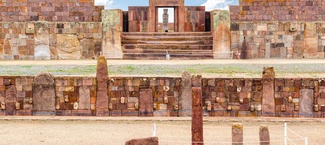 Excursión a Tiwanaku