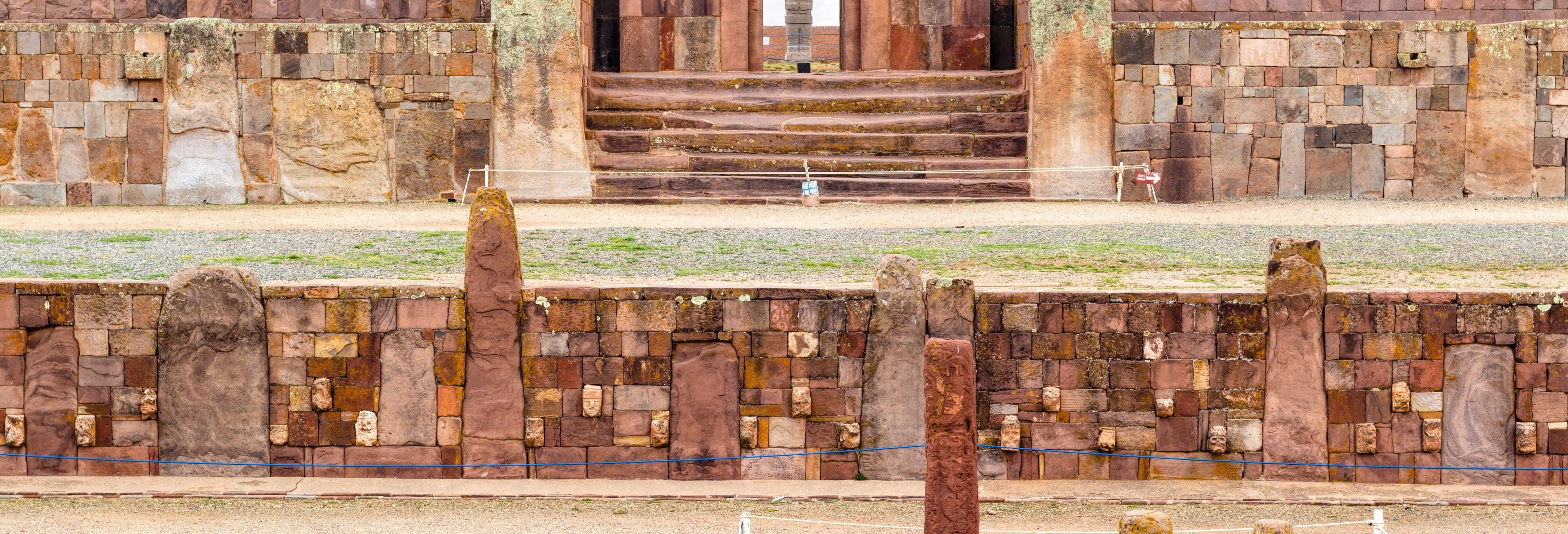 Excursão a Tiwanaku