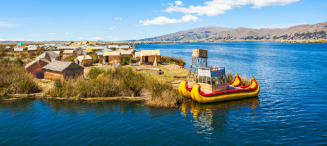 Excursion de 2 jours au Lac Titicaca