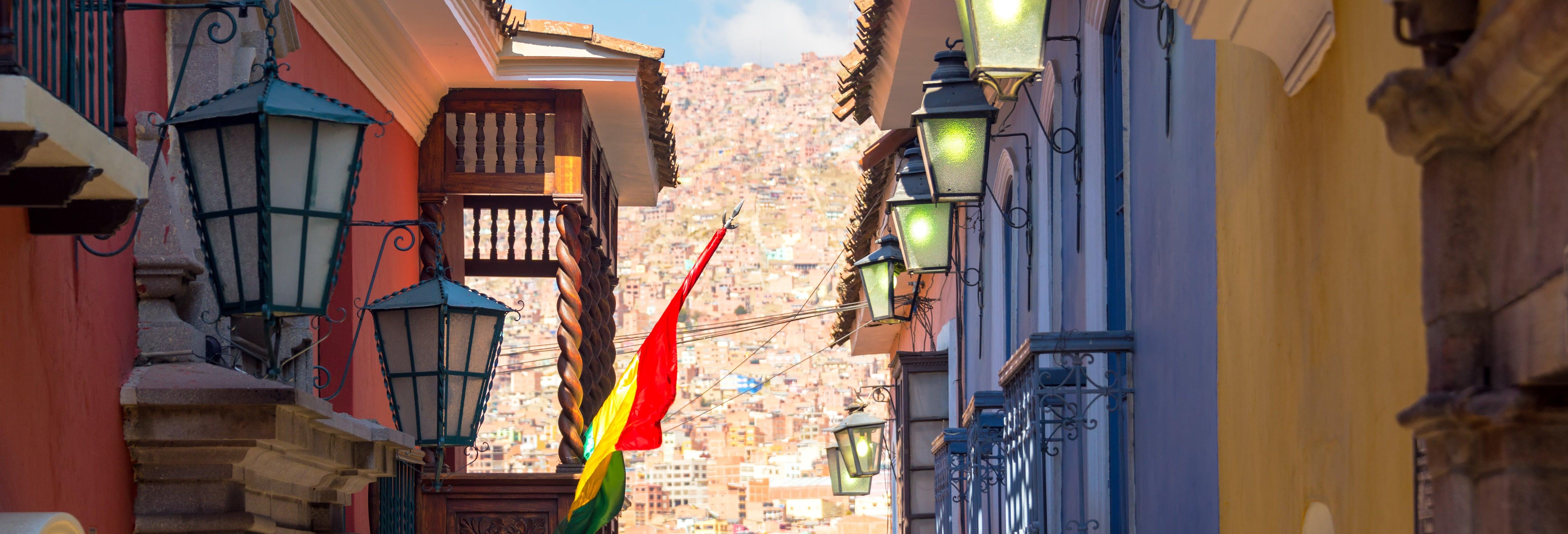 Tour alternativo por La Paz