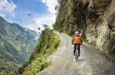 Tour en bicicleta por la Ruta de la Muerte