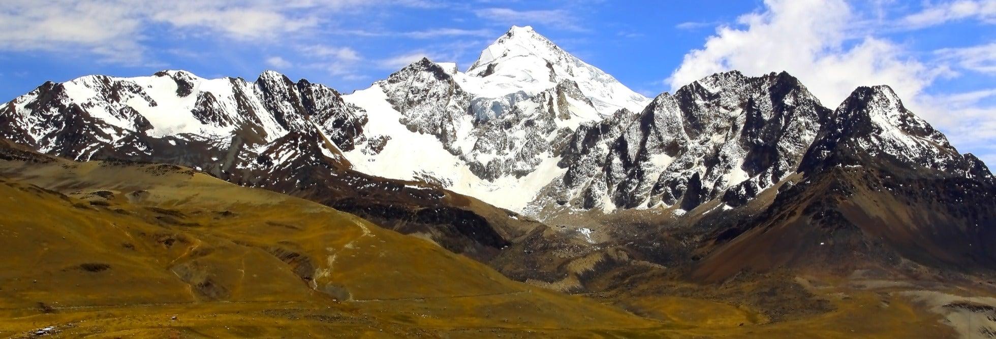 Tour della Cordigliera Real delle Ande