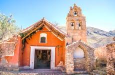 Excursión a la Hacienda Cayara y Villacolo