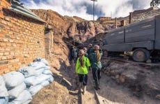 Excursión a la mina Caracoles