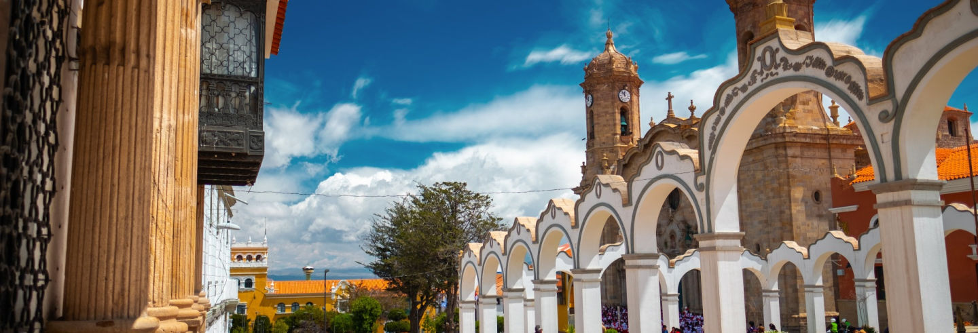 Tour de Potosí al completo