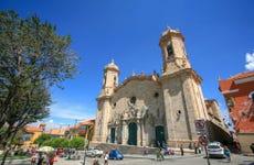 Visita guiada por la Catedral de Nuestra Señora de La Paz