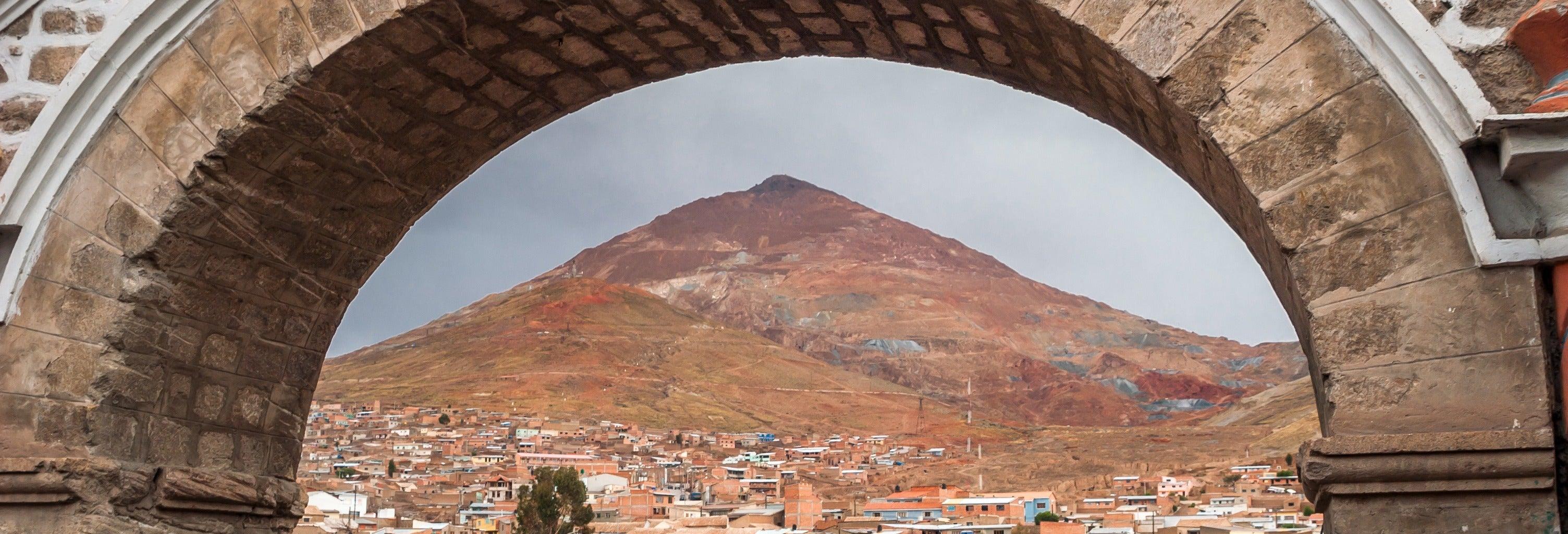 Visita guiada por Potosí