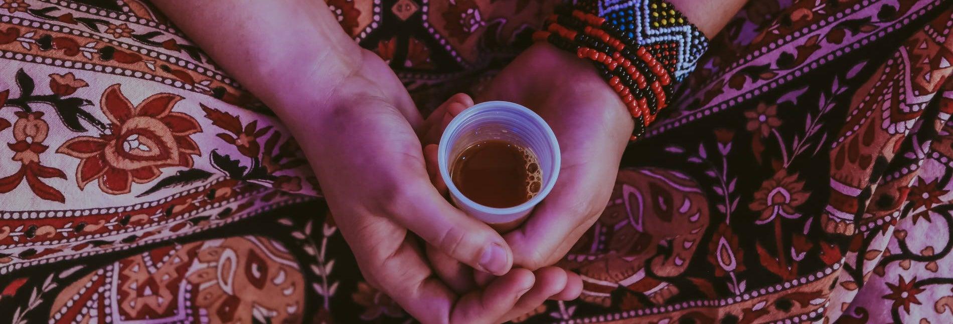 Cerimônia de ayahuasca em Rurrenbaque