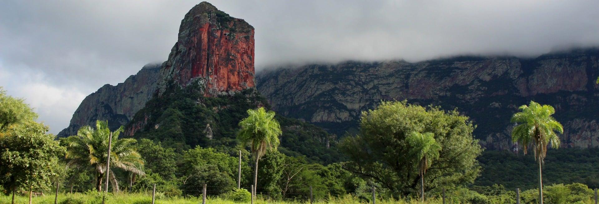 Tour de 2 dias por San José de Chiquitos e Chochís