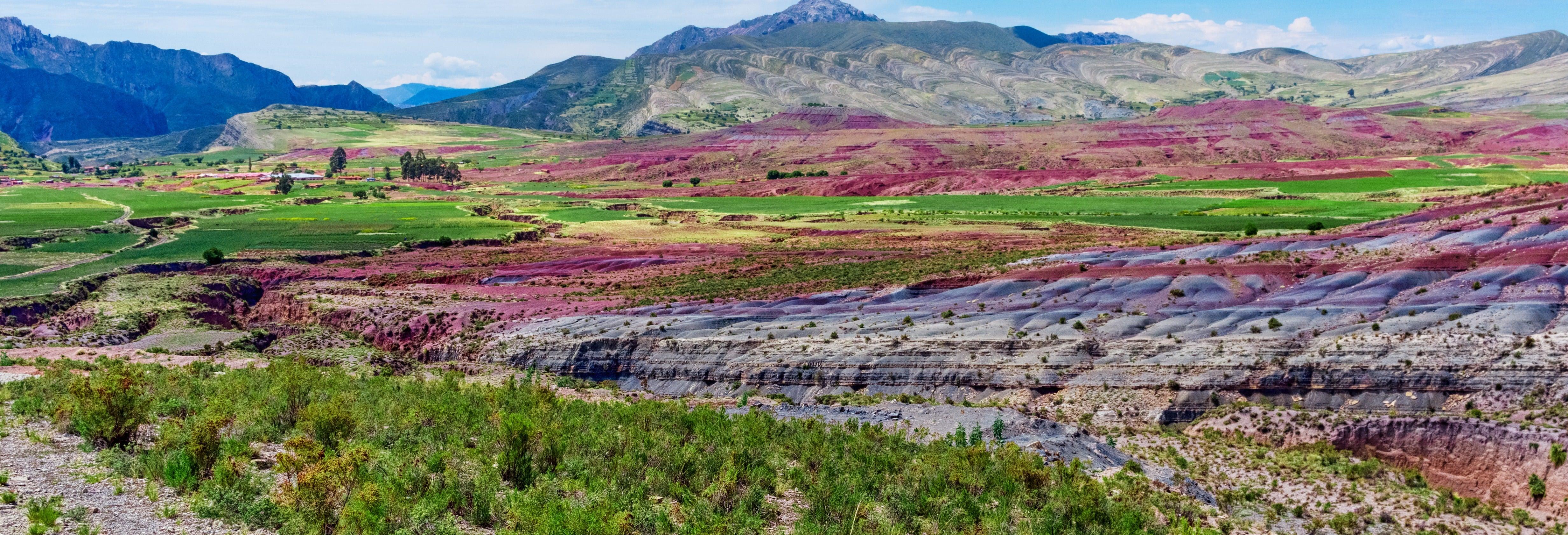 Senderismo por el cráter de Maragua