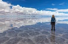 Tour di Uyuni di 3 giorni con arrivo a San Pedro de Atacama