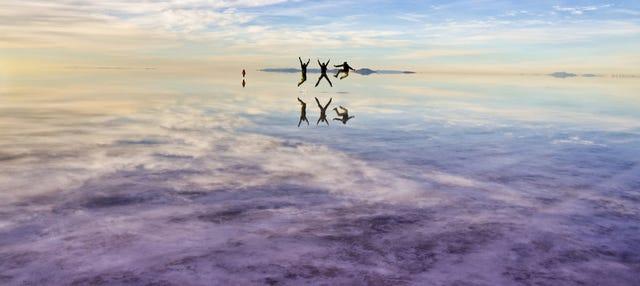 Excursión privada al salar de Uyuni
