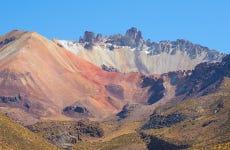 Tour privado de 2 días al salar de Uyuni + Volcán Tunupa