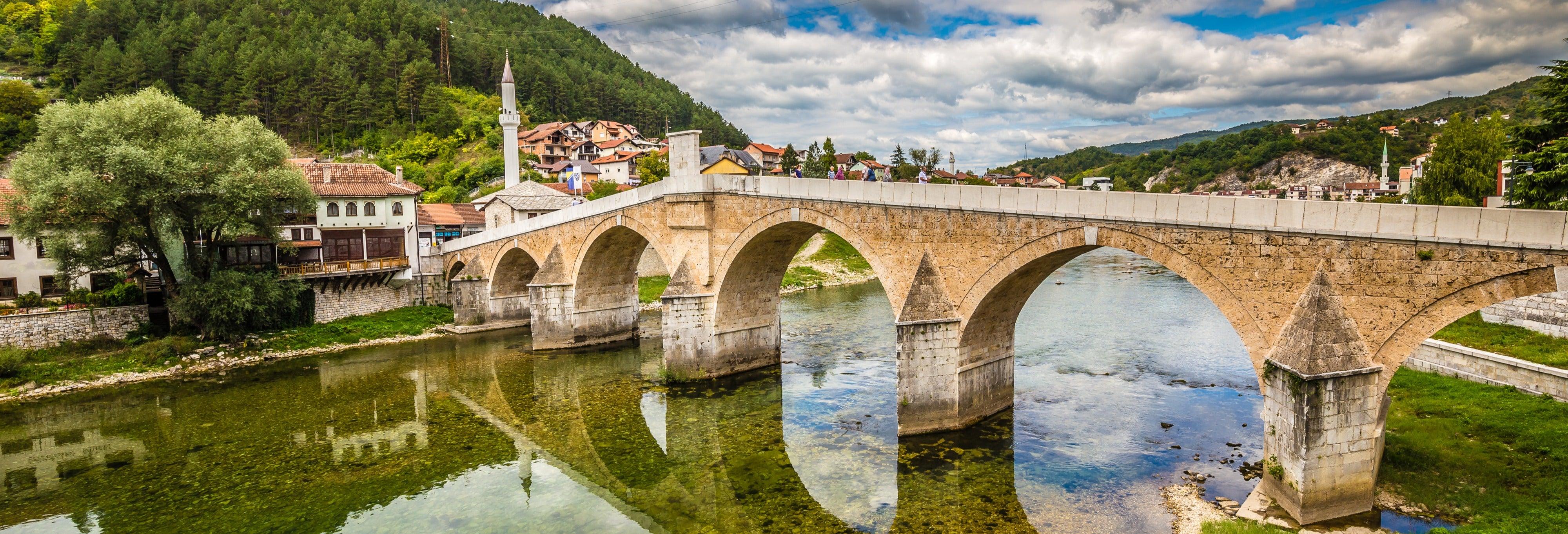 Excursion à Konjic, Radimlja et Počitelj