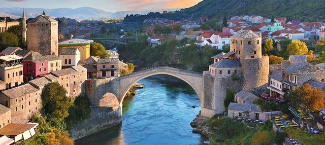 Excursion à Mostar et Medjugorje