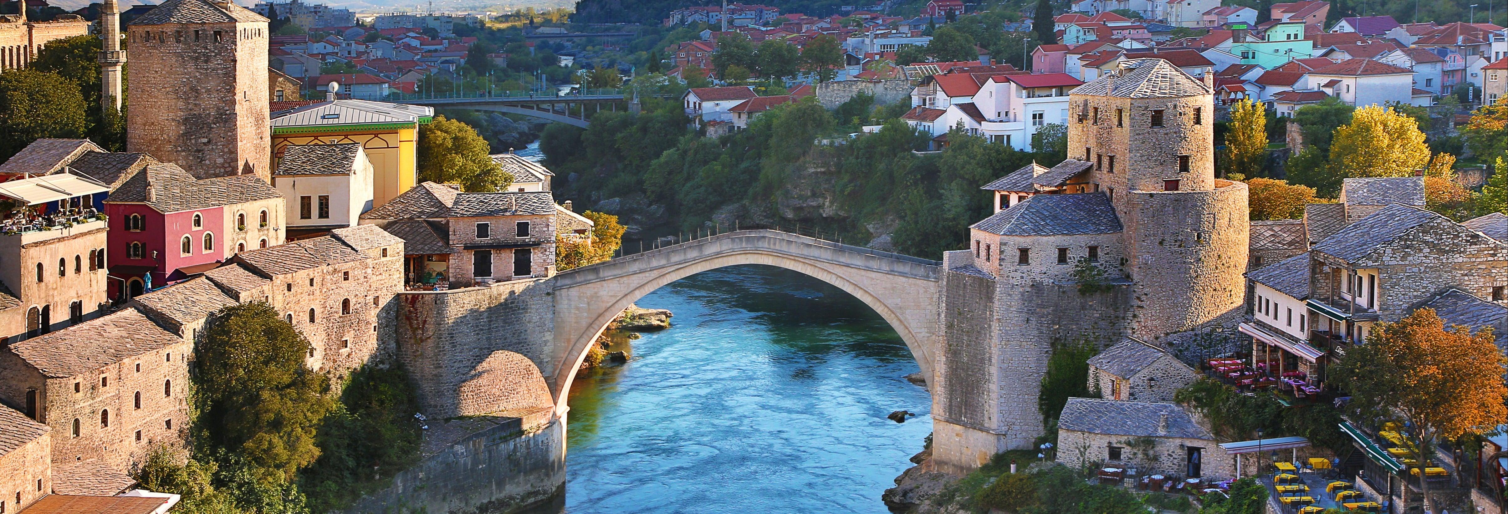 Excursão a Mostar e Medjugorje