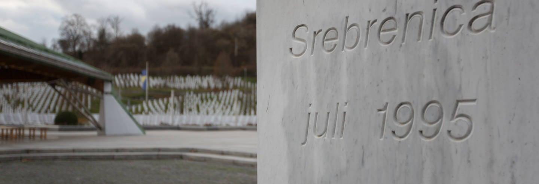 Escursione a Srebrenica