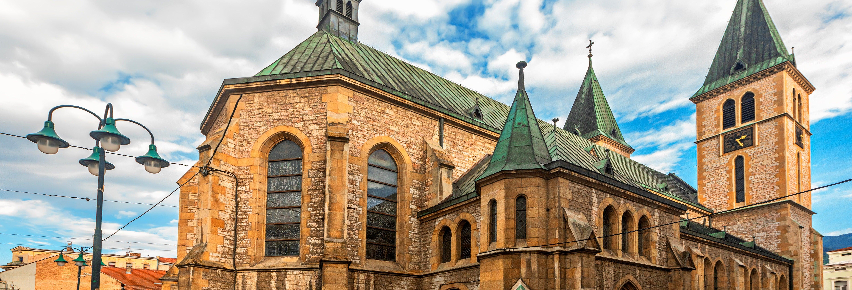 Visita guiada por Sarajevo
