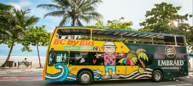 Autobús turístico de Balneario Camboriú