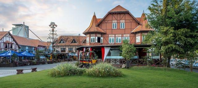Excursão a Blumenau e Pomerode