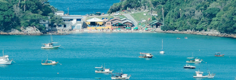 Snorkel na praia da Sepultura + Bombinhas por conta própria