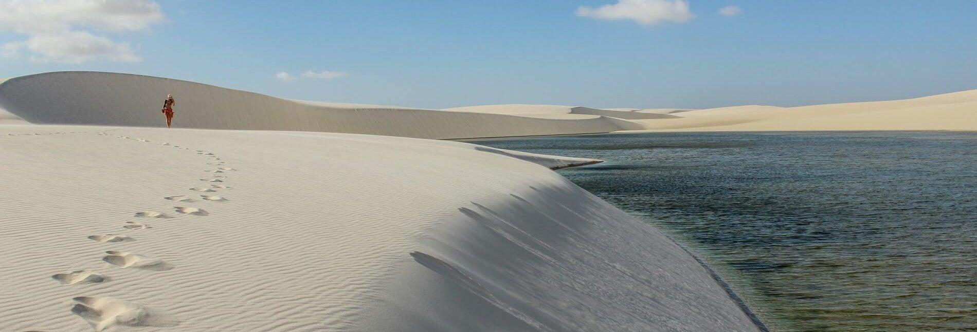 Itinerario di trekking privato di 2 giorni da Barreirinhas ad Atins