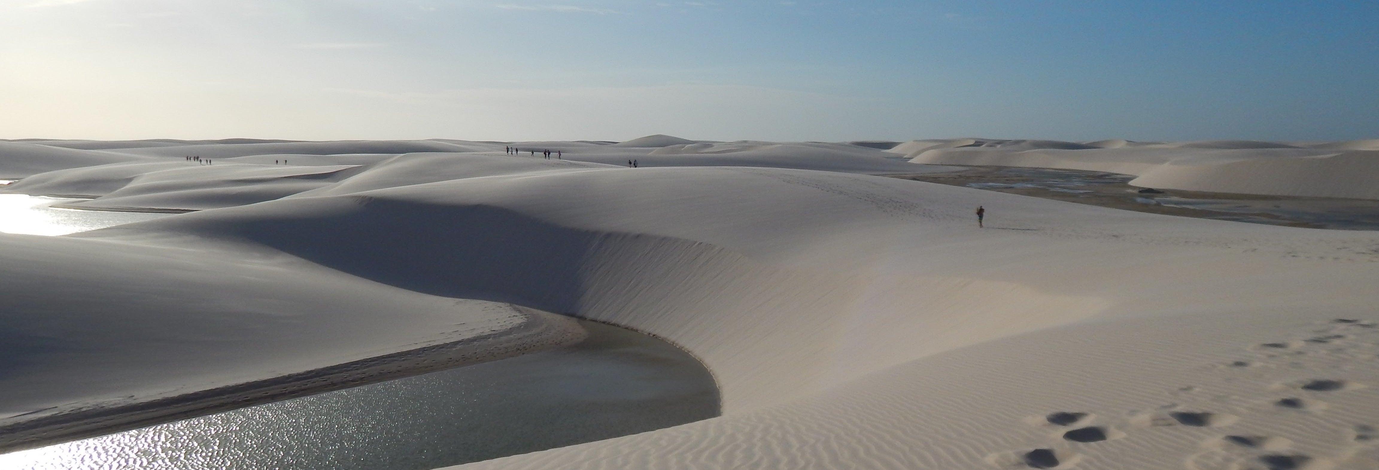 Itinerario di trekking privato di 3 giorni da Barreirinhas a Santo Amaro