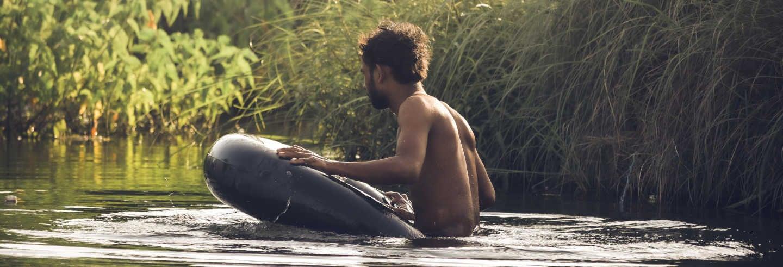 Tubing sul fiume Formiga