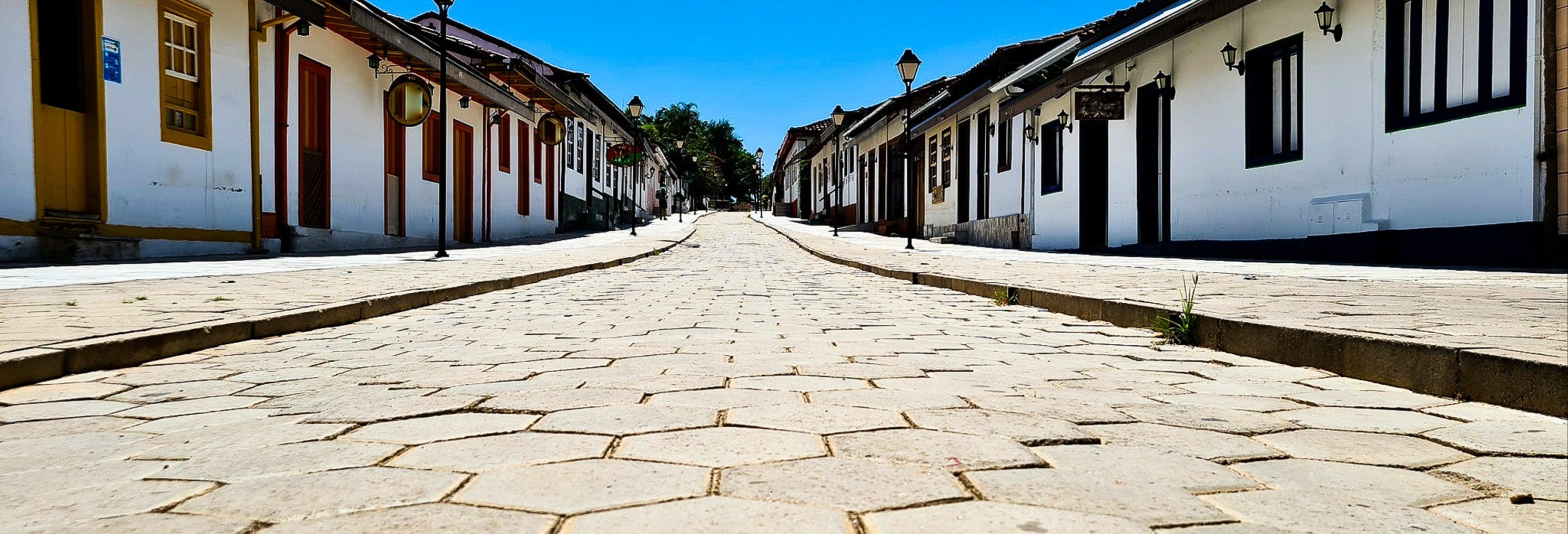 Excursão privada a Pirenópolis e ao Salto do Corumbá